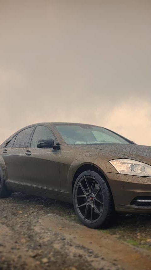 Audi Q7 Mercedes S Class