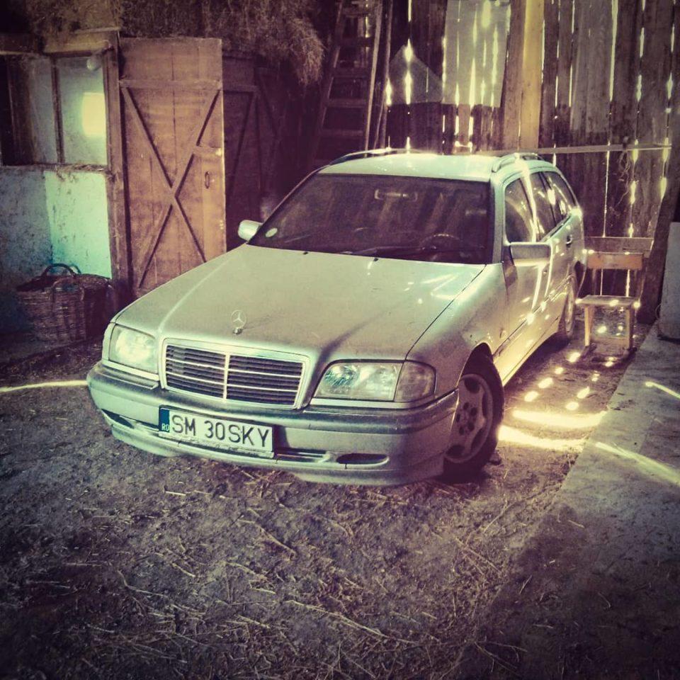 W202 Mercedes