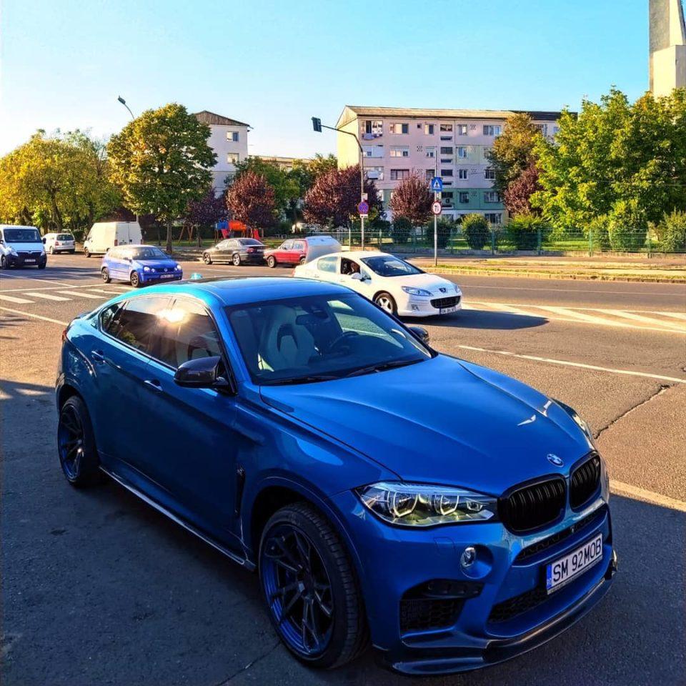 BMW X6M 750 HP