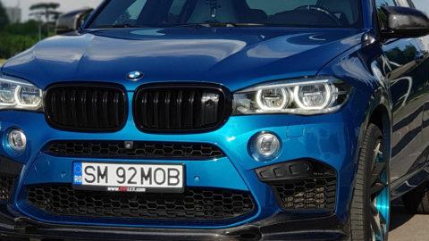 BMW X6M Wallpaper